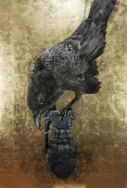 , 'Anthropocene,' 2017, Station 16 Gallery