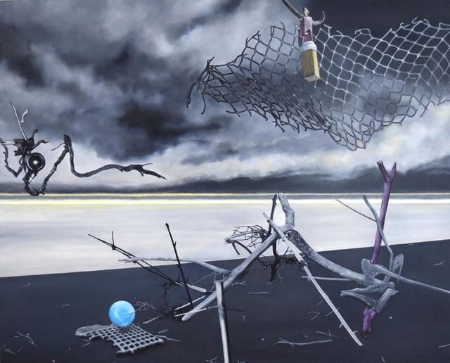 , 'World of World: Twilight control,' 2018, Pierre-Yves Caër Gallery