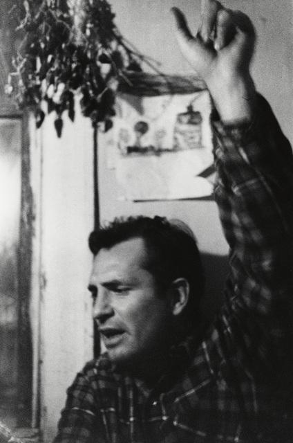 , 'Jack Kerouac, New York City,' 1965, Pace/MacGill Gallery
