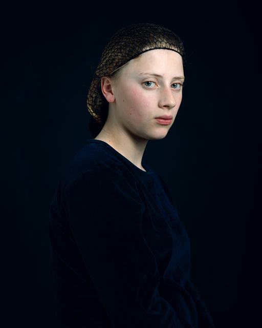 , 'Hairnet,' 2000, Danziger Gallery