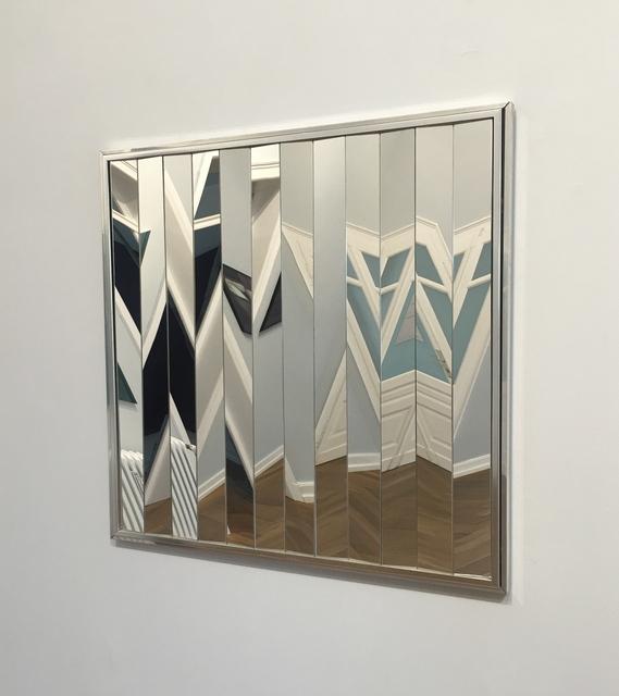 , 'Spiegelverspannung,' 1972, Sebastian Fath Contemporary