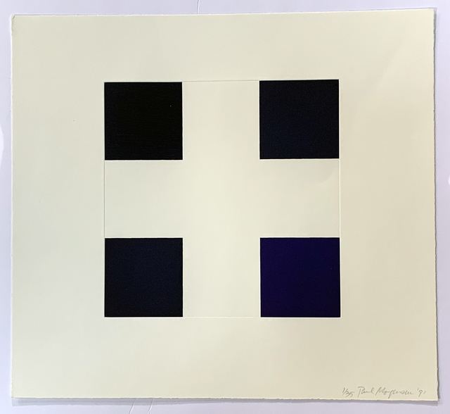 Paul Mogensen, 'Untitled', 1991, Print, Lithograph on Paper, iMuseum Vegas