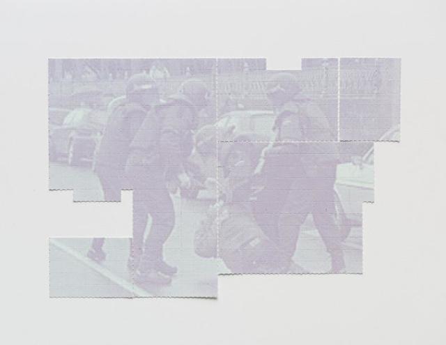 , 'Realidade placebo (Apocalipsis y actualidad; las señales de los tiempos),' 2014, Galería Vermelho