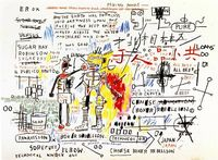 Jean-Michel Basquiat, Boxer Rebellion