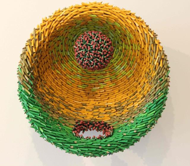 , 'Atravez,' 2013, KM Fine Arts
