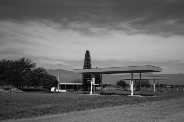 , '26 Used to be Gasoline Stations (Gomez Farías, Jalisco),' 2007-2015, Machete