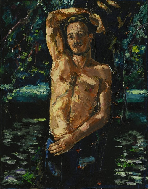 , 'Sabastian,' 2015, Jenn Singer Gallery