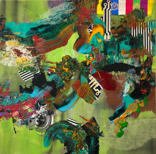 , 'Untitled 1,' 2017, Ro2 Art