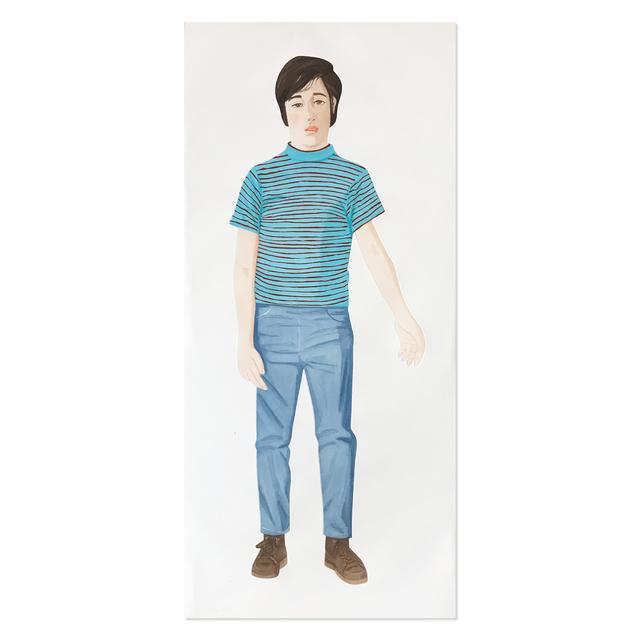Alex Katz, 'The Striped Shirt', 1980, MLTPL