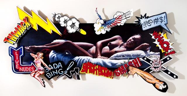 , 'Bada-Boom!,' , Gitana Rosa Gallery