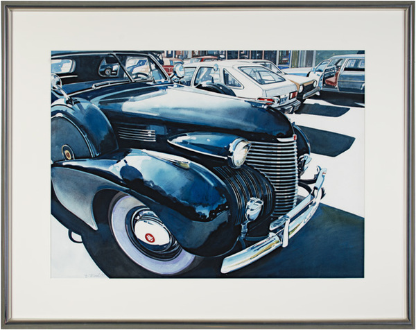 , 'Cadillac,' 2007, David Barnett Gallery