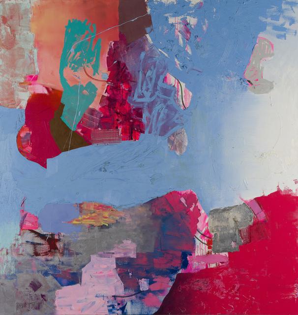 ", '""The Aristocrat in space"",' 2018, James Harris Gallery"