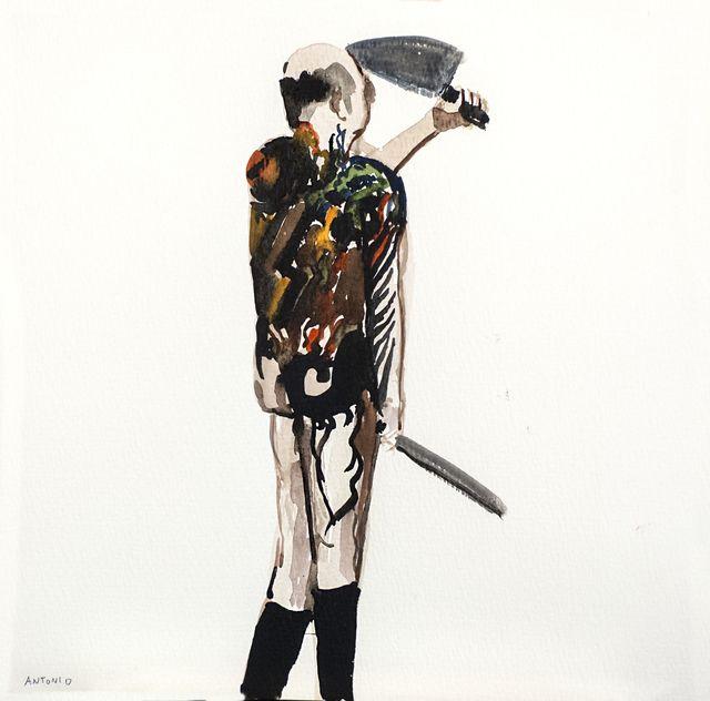 , 'Antonio,' 2013, Deweer Gallery