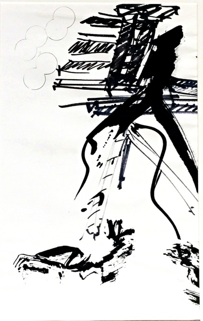 , 'Yayoi's Guitar,' 1980, Alpha 137 Gallery