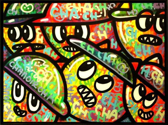 , 'Cha Fruit,' 2016, Galerie Art Jingle