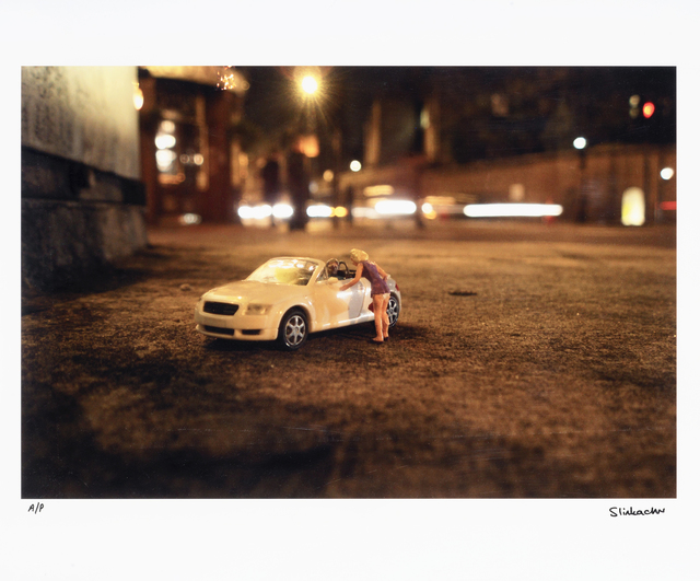 Slinkachu, 'For Sale/Sold', 2010, Tate Ward Auctions