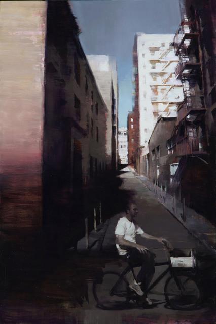 , 'Alleycat,' 2015, Hespe Gallery