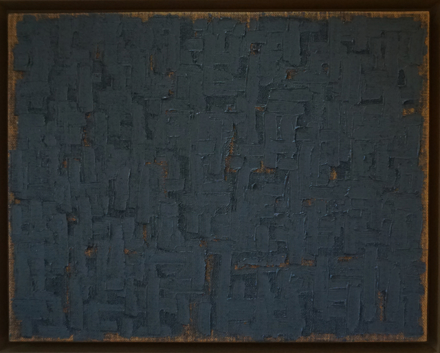 , 'Conjunction 90-55 ,' 1990, The Columns Gallery