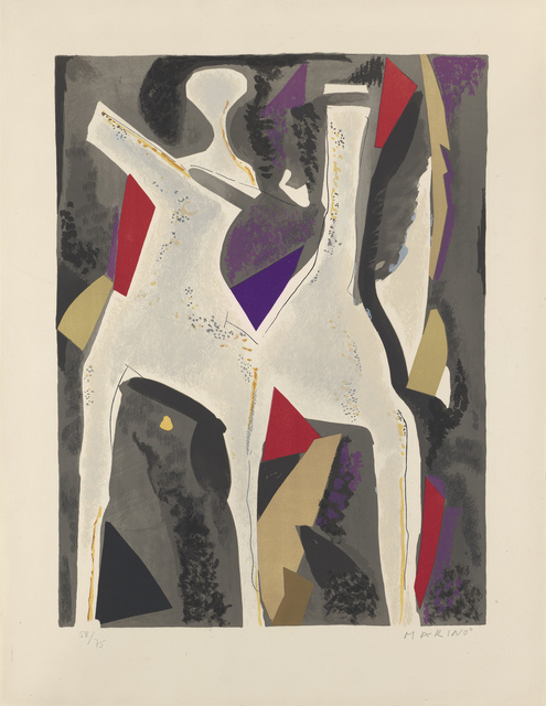, 'Horses and Riders. The Consecration of Spring, No 2,' 1974, William Weston Gallery Ltd.