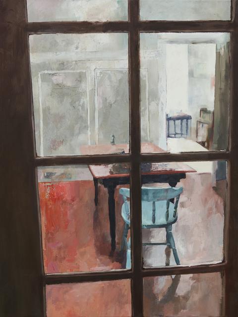 , 'Through the Living Room Door,' 2016, Abend Gallery