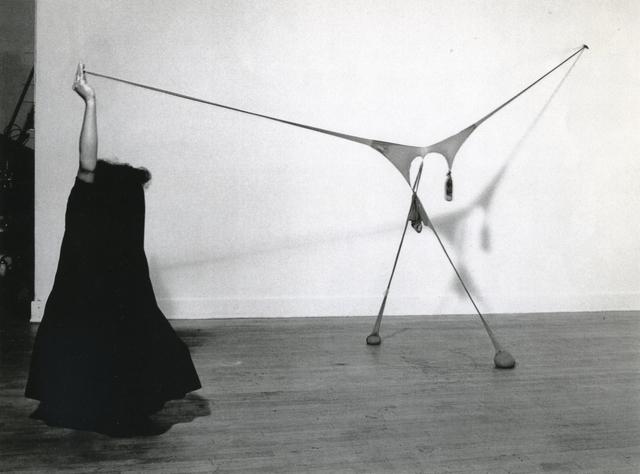 , 'Studio performance with R.S.V.P.,' 1976, Lévy Gorvy