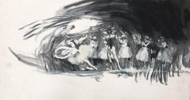 , 'Otras danzas, escena 3,' 2017, Anquins Galeria