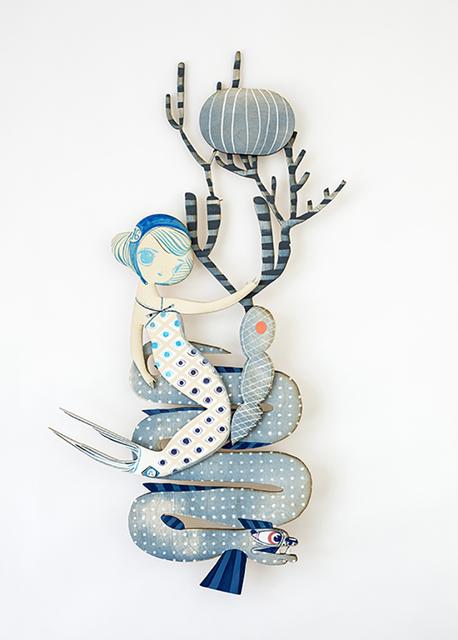 , 'Electric,' 2018, Spoke Art
