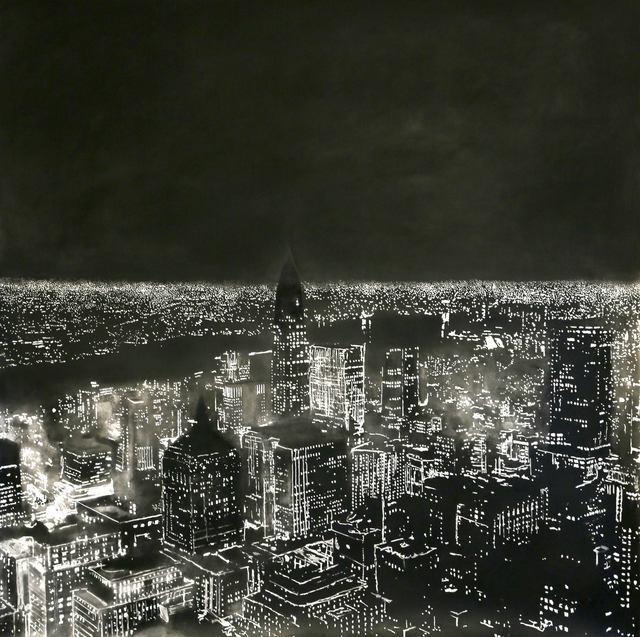 , 'Manhattan,' 2015, Galeria Lume