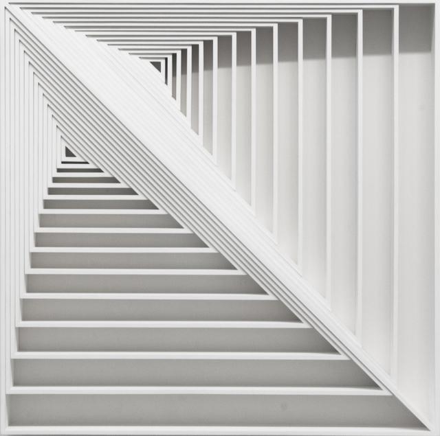 , 'Relevo Triângulos 3,' 1968-2009, Simões de Assis Galeria de Arte