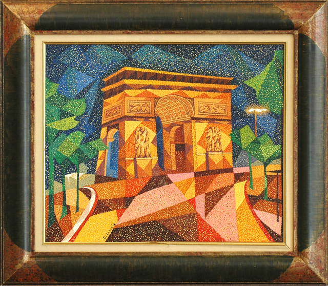 Donald Laborie, 'L'Arc De Triomphe', 2012, Galerie Art Jingle