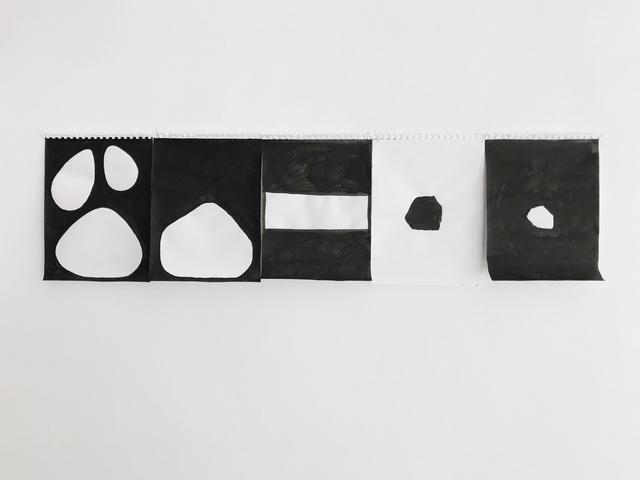 Richard Tuttle, 'Make Itself', 2019, Galerie Christian Lethert