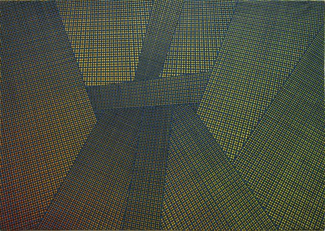 , 'Spazio totale: pittura,' 1954, A arte Invernizzi