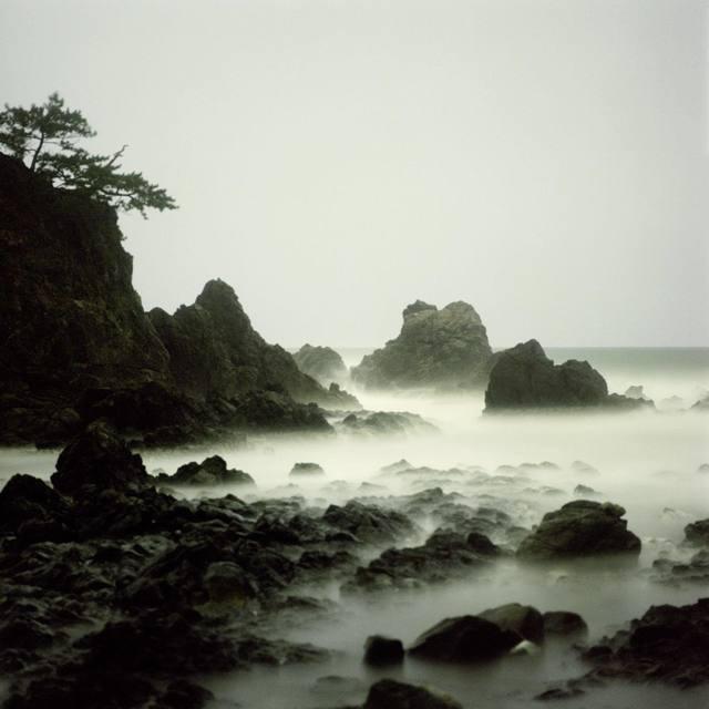 Darren Almond, 'Fullmoon@Takahama-cho', 2008, Photography, C print mounted onto aluminium with aluminium white frame, SCAI The Bathhouse