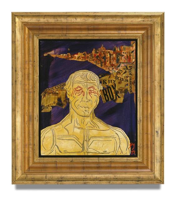 , 'Finding Rocky,' 1975, Galerie Gmurzynska