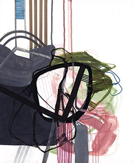 Jaime Derringer, '140206', 2014, Uprise Art