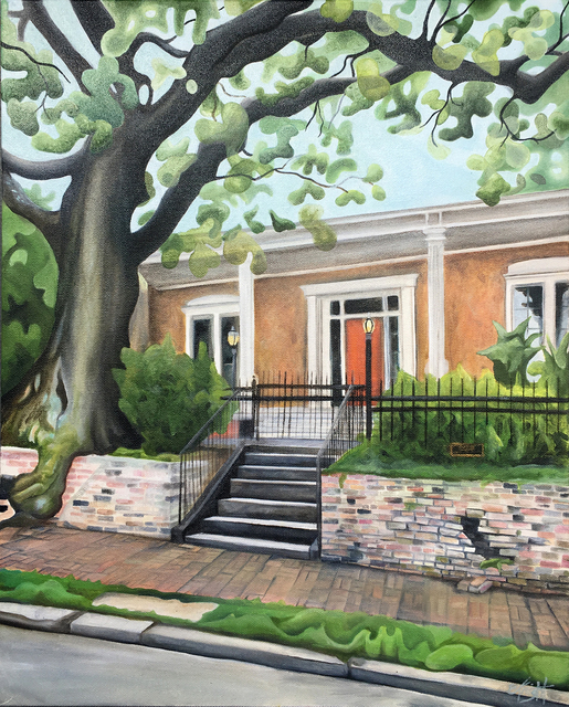 , 'Lemuel Mansion - Georgia Preservation Society,' ca. 2018, Brickworks Gallery