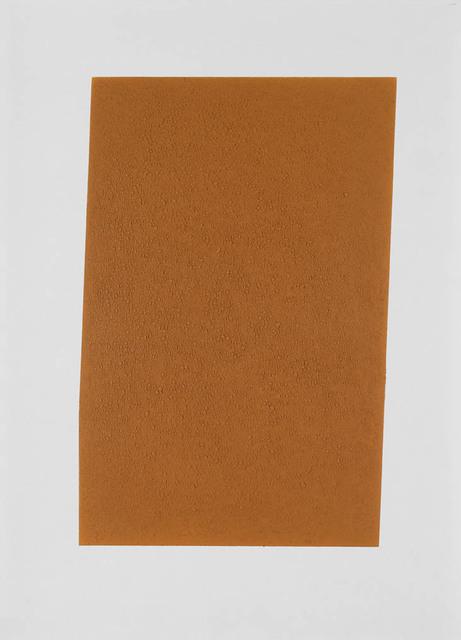 , 'Y-68,' 2017, BERG Contemporary