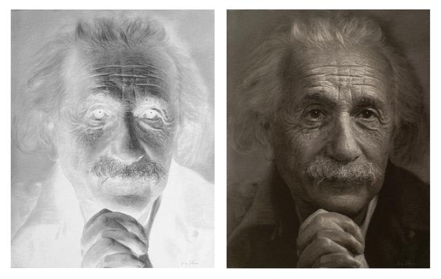 , 'Untitled - Albert Einstein,' 2014, Galerie Huit