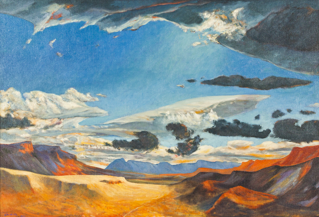 , 'Storm Clouds (Klein Karoo) ,' 1998, EBONY/CURATED