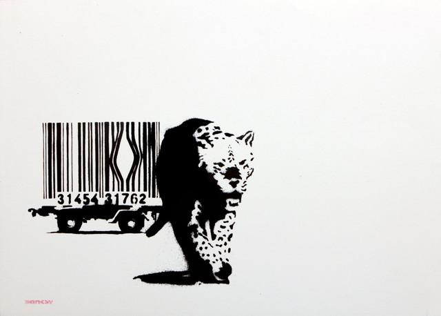 Banksy, 'Barcode (Unsigned)', 2003, Prescription Art