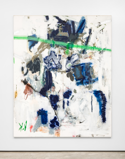 , 'Apart from a Low-Pitched Hum,' 2018, Lora Reynolds Gallery