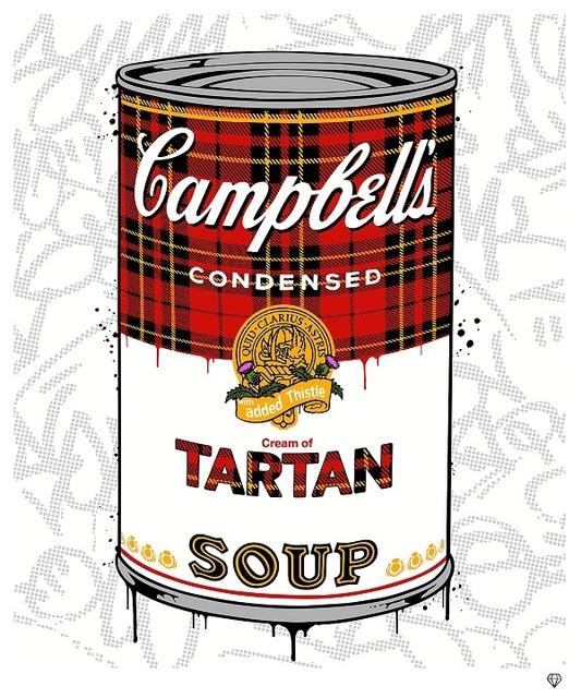 JJ Adams, 'Tartan Soup', 2015, Reem Gallery