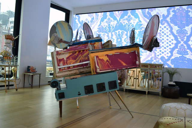 Holly Wilson, ' Surpassed by Viable Science (Machine #2)', 2015, Gallery Madison Park