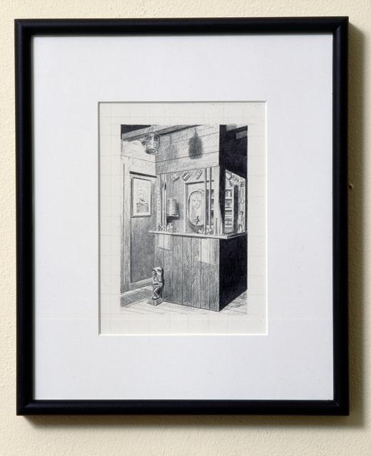 , 'Untitled (5 drawings),' 1988, Galerie Isabella Czarnowska