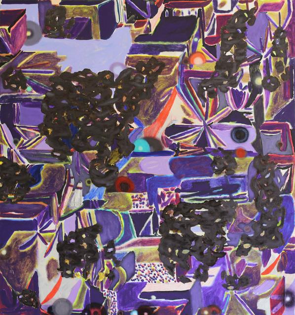, 'Elwood Arms,' 2018, Nathalie Karg Gallery