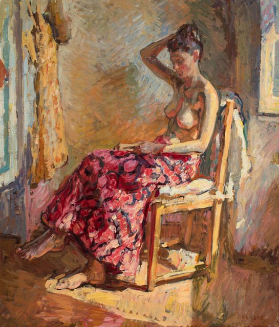 , 'Pink Skirt,' 2016, Grenning Gallery