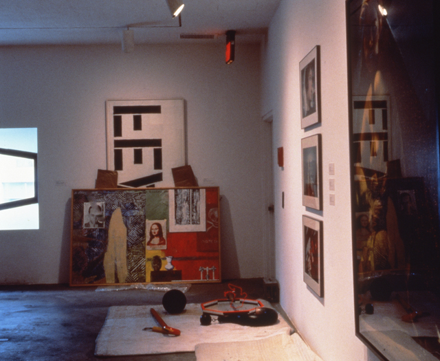 , 'March 25,' 1990, Galerie Isabella Czarnowska