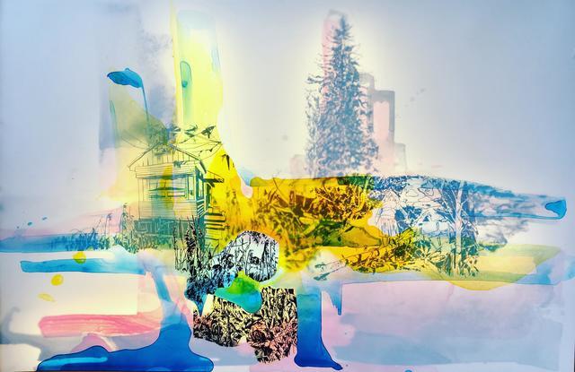 , 'Secret Hideout,' 2016, Ai Bo Gallery