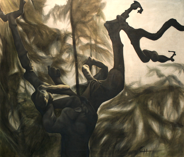 Caroline Thon, 'Misty Alpha Male', 2011, BBA Gallery