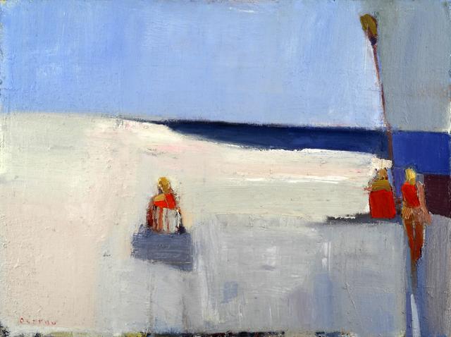 , 'White Sand Solitude,' 2018, Sue Greenwood Fine Art